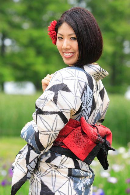 2009年6月14日水元公園浴衣-AM (78)